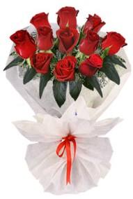 11 adet gül buketi  Giresun İnternetten çiçek siparişi  kirmizi gül