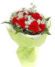 Giresun çiçek servisi , çiçekçi adresleri  7 adet kirmizi gül buketi tanzimi
