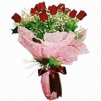 Giresun yurtiçi ve yurtdışı çiçek siparişi  12 adet kirmizi kalite gül