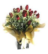 Giresun İnternetten çiçek siparişi  11 adet kirmizi gül  buketi