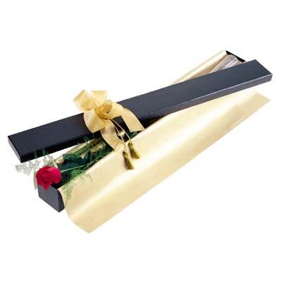 Giresun çiçek satışı  tek kutu gül özel kutu