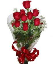 9 adet kaliteli kirmizi gül   Giresun online çiçek gönderme sipariş