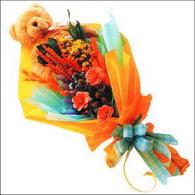 ayicik gül ve kir çiçekleri   Giresun güvenli kaliteli hızlı çiçek