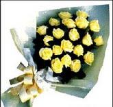 sari güllerden sade buket  Giresun çiçek servisi , çiçekçi adresleri