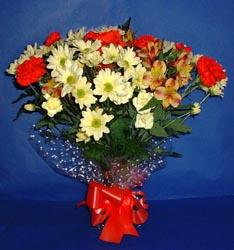 Giresun kaliteli taze ve ucuz çiçekler  kir çiçekleri buketi mevsim demeti halinde