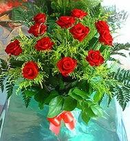 12 adet gül buketi  Giresun ucuz çiçek gönder