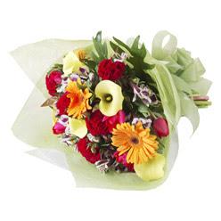 karisik mevsim buketi   Giresun online çiçek gönderme sipariş