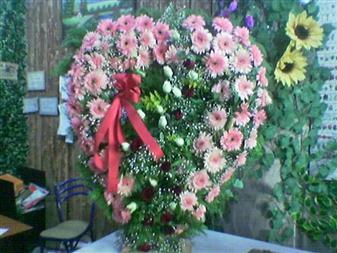 Giresun anneler günü çiçek yolla  SEVDIKLERINIZE ÖZEL KALP PANO