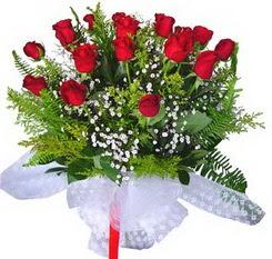 Giresun çiçek online çiçek siparişi  12 adet kirmizi gül buketi esssiz görsellik