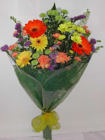 karisik kir çiçek buketi çiçek gönderimi  Giresun çiçekçi telefonları