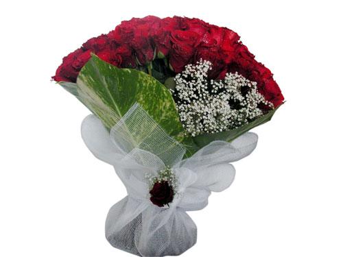 25 adet kirmizi gül görsel çiçek modeli  Giresun çiçek siparişi sitesi