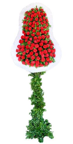 Dügün nikah açilis çiçekleri sepet modeli  Giresun cicekciler , cicek siparisi