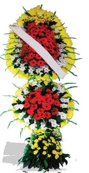 Dügün nikah açilis çiçekleri sepet modeli  Giresun 14 şubat sevgililer günü çiçek