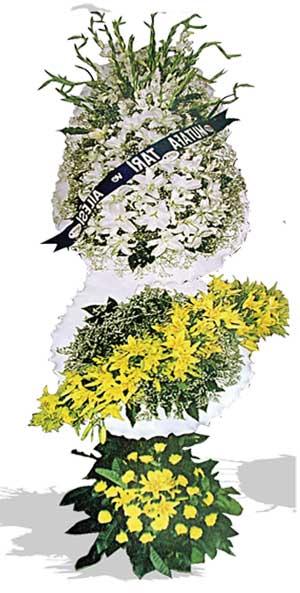 Dügün nikah açilis çiçekleri sepet modeli  Giresun çiçek servisi , çiçekçi adresleri