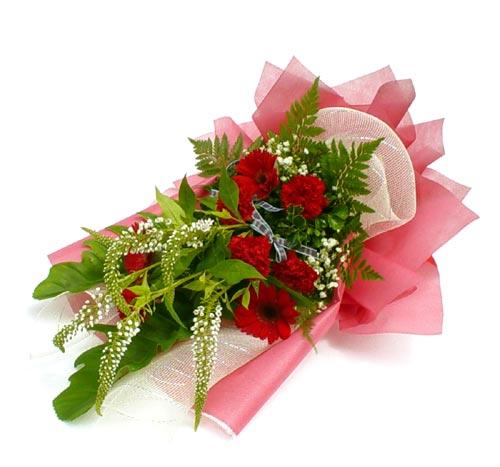 Karisik çiçek buketi mevsim buket  Giresun yurtiçi ve yurtdışı çiçek siparişi