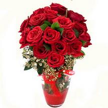 Giresun yurtiçi ve yurtdışı çiçek siparişi   9 adet kirmizi gül