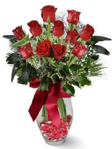 9 adet gül  Giresun online çiçekçi , çiçek siparişi  kirmizi gül