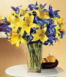 Giresun ucuz çiçek gönder  Lilyum ve mevsim  çiçegi özel