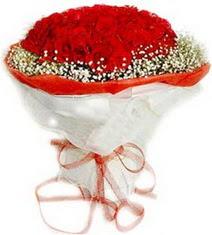 Giresun çiçek yolla , çiçek gönder , çiçekçi   41 adet kirmizi gül buketi