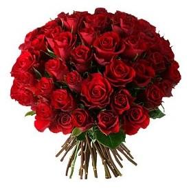 Giresun çiçek servisi , çiçekçi adresleri  33 adet kırmızı gül buketi
