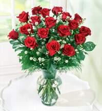 Giresun online çiçekçi , çiçek siparişi  9 adet mika yada vazoda kirmizi güller