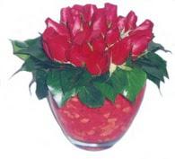 Giresun çiçek gönderme  11 adet kaliteli kirmizi gül - anneler günü seçimi ideal