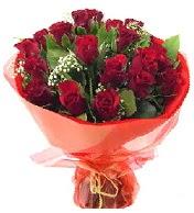 12 adet görsel bir buket tanzimi  Giresun çiçek gönderme sitemiz güvenlidir