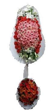 çift katlı düğün açılış sepeti  Giresun online çiçekçi , çiçek siparişi