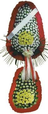 Çift katlı düğün açılış çiçeği  Giresun çiçek siparişi sitesi