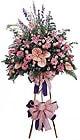 Giresun internetten çiçek siparişi   Ferforje Pembe kazablanka