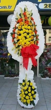 Çift katlı düğün nikah açılış çiçeği  Giresun internetten çiçek siparişi