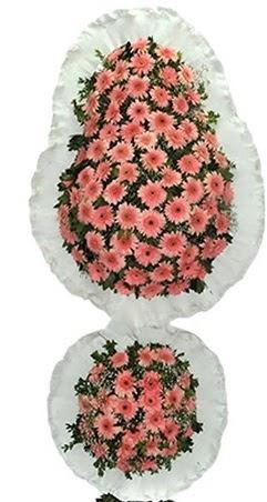 Çift katlı düğün nikah açılış çiçek modeli  Giresun çiçek yolla