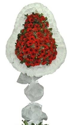 Tek katlı düğün nikah açılış çiçek modeli  Giresun çiçekçi telefonları