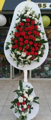 2 katlı nikah çiçeği düğün çiçeği  Giresun anneler günü çiçek yolla