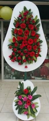 Çift katlı düğün nikah açılış çiçek modeli  Giresun İnternetten çiçek siparişi