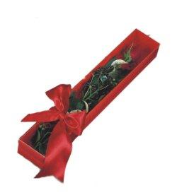 Giresun çiçekçi mağazası  tek kutu gül sade ve sik
