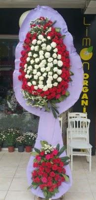 Çift katlı işyeri açılış çiçek modeli  Giresun çiçek mağazası , çiçekçi adresleri