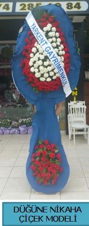 Düğüne nikaha çiçek modeli  Giresun çiçek online çiçek siparişi
