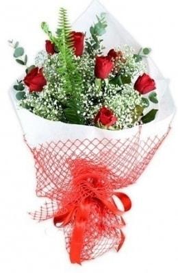 7 adet gülden kız arkadaşıma çiçek  Giresun hediye sevgilime hediye çiçek