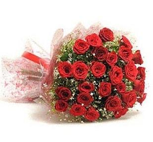 27 Adet kırmızı gül buketi  Giresun çiçek mağazası , çiçekçi adresleri