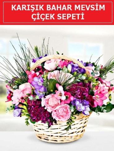 Karışık mevsim bahar çiçekleri  Giresun çiçek mağazası , çiçekçi adresleri