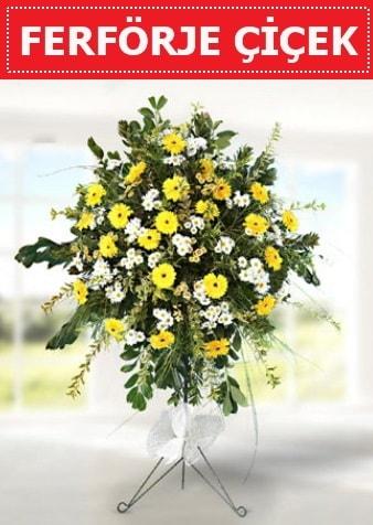 Ferförje çiçeği modeli  Giresun uluslararası çiçek gönderme